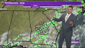 Ben's Wednesday Night Forecast