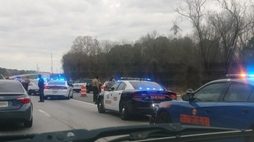 High speed chase ends in Bibb County