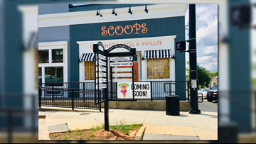Scoops to open downtown Forsyth location
