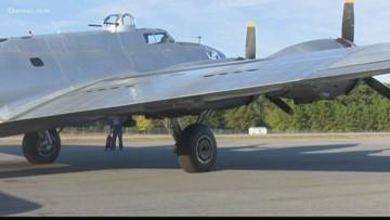 Baldwin County veterans go back in time on World War II plane