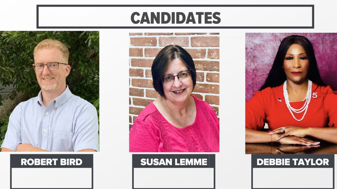 Meet the 3 candidates running for Centerville City Council Post 1 seat