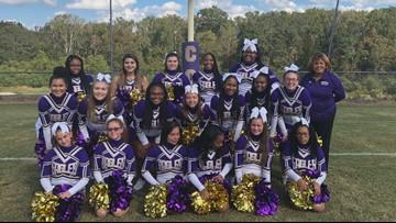 Roberta Police Department helps Crawford High cheerleaders raise money for cheer camp