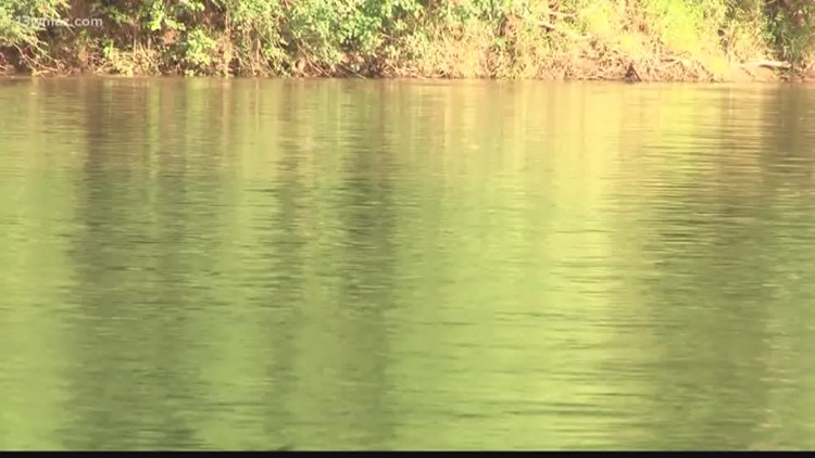 Macon Water Authority Lifts Advisory After Sewage Spill In Ocmulgee