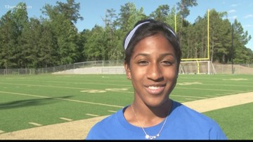 Athlete of the Week: Kameron Johnson
