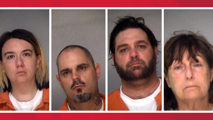 Four more people charged in north Macon mail theft ring