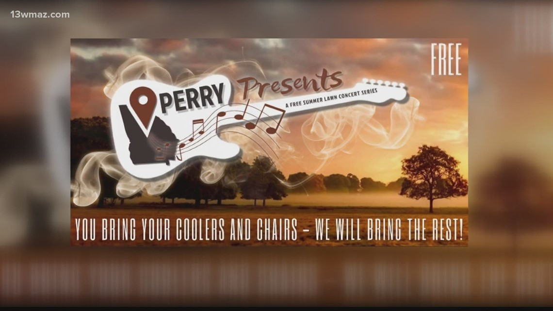Perry Presents: City plans summer concert lawn series this Friday