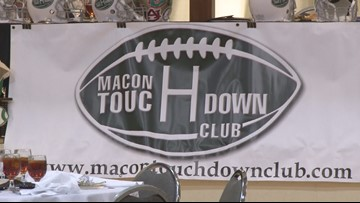 Macon TD Club Winners Nov. 5th