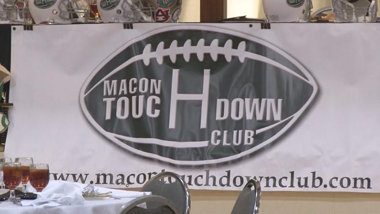 Macon TD Club Winners Nov. 5th