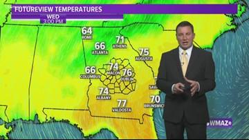 Ben' Tuesday Night Forecast