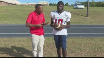 Prep Talk with Southwest's Malique Frazier