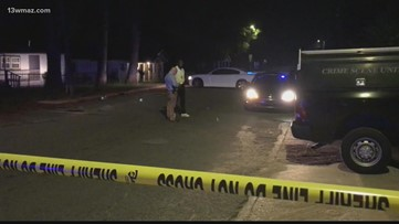 Man in critical condition after being shot in east Macon