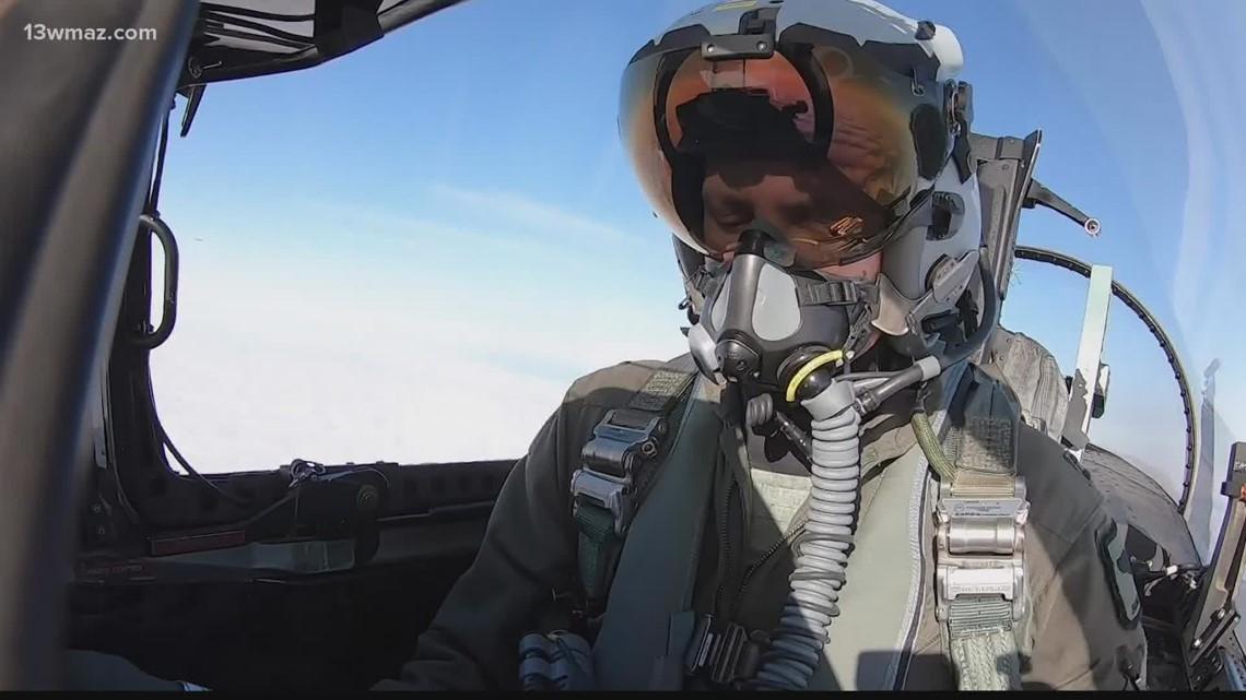 Robins Air Force Base celebrates 80 years