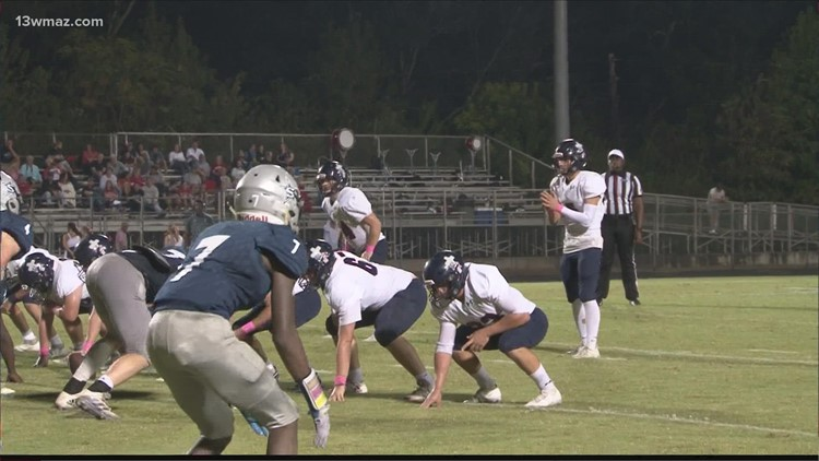 Strong Rock vs. Stratford 2021 Georgia high school football highlights (Week 9)