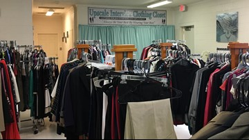 'Interview Closet' in Warner Robins offers free clothes to anyone going to work or an interview