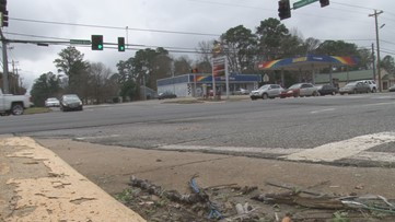 Warner Robins man says this uneven intersection is 'Driving Him Crazy!'