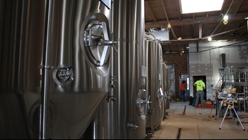 New brewery hopes to open in downtown Macon by spring
