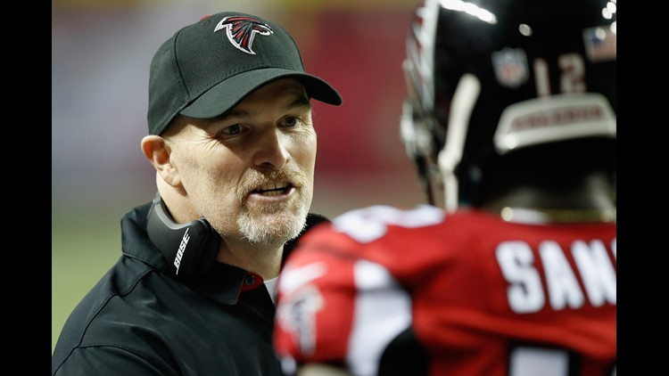 Falcons' Ryan takes blame as loss increases heat on Quinn
