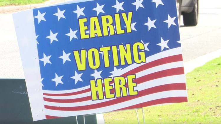 Bibb Board of Elections says early voting turnout for runoff tops November general election