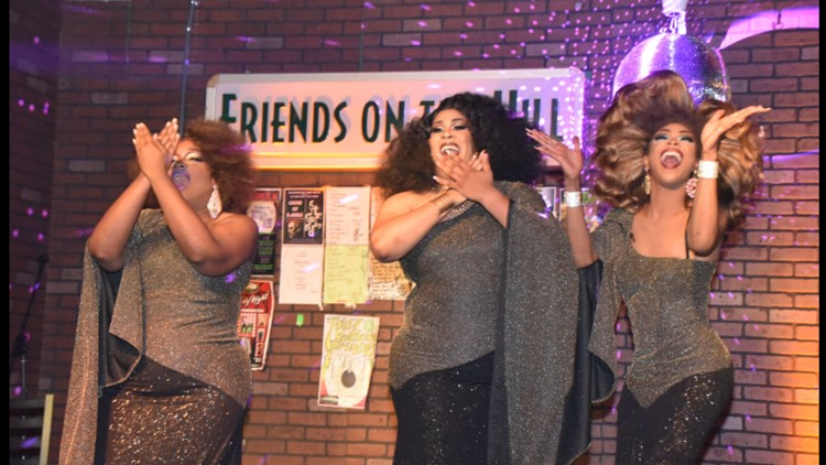 'Be yourself, live your freedom': Macon Pride weekend kicks off with drag house party