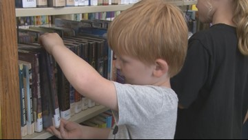 Middle Georgia Regional Library aims to get students motivated about summer reading