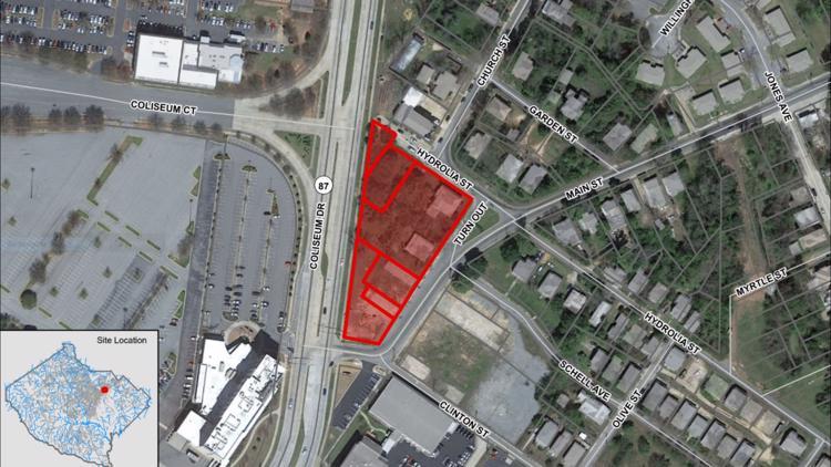 People in east Macon's Fort Hawkins neighborhood split on proposed shopping center