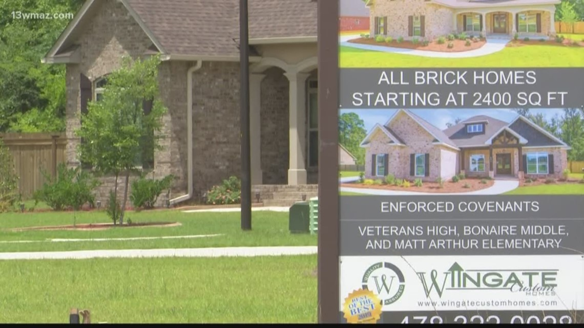 Boomtown Warner Robins And Houston County S Growth Climbs Through The Years 13wmaz Com
