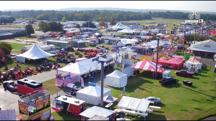 Perry announces COVID-19 policies in effect for Georgia National Fair