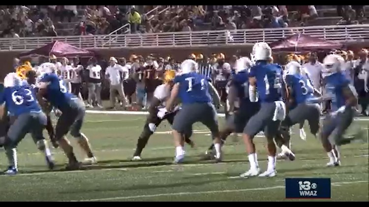 Perry vs. Veterans 2021 Georgia high school football highlights (Week 4)