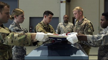 Behind the Lines: Robins Air Force Base's Honor Guard