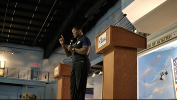 UGA legend Herschel Walker talks mental health, stigma