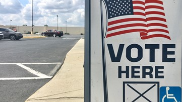 Everything you need to know about Central Georgia's upcoming primary election
