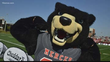 #Tailgate13: Mercer rolls out Toby Town at home opener