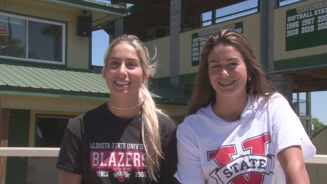 Meet Athlete of the Week All-Stars Ellie and Emma Williams