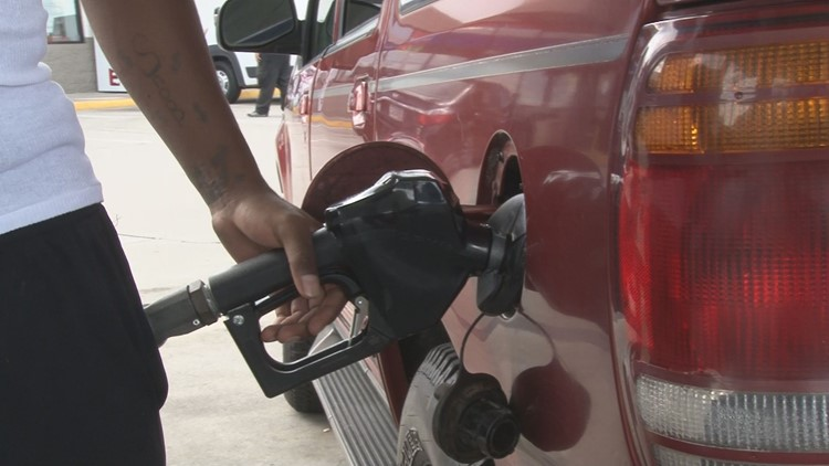 Tropical Storm Barry could impact Central Georgia gas prices