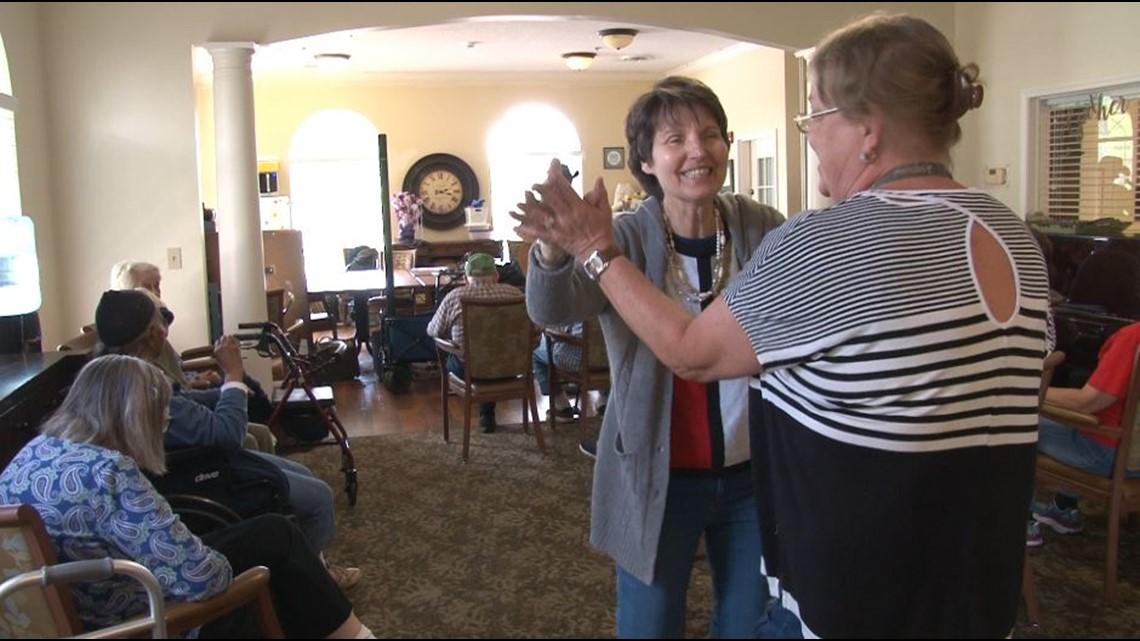 Macon retirement community works to raise awareness of Alzheimer's disease