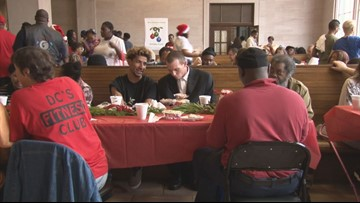 Peacing Together: Macon mother-daughter duo continue tradition of Anita Ponder & Friends Christmas feast