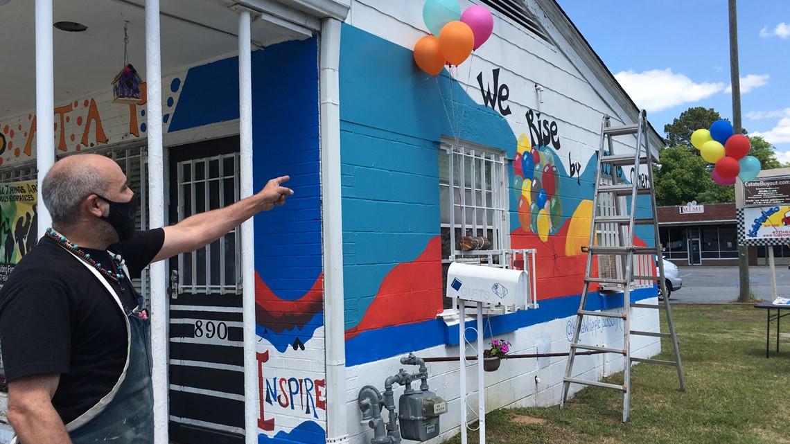 Site of future Pio Nono Avenue community center