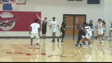 Basketball on the rise in Warner Robins