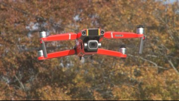 Dooly County High School uses drones to help agriculture and broadcast students