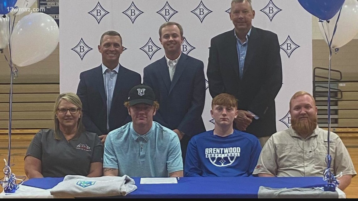 Central Georgia high school sports Class of 2021 signings
