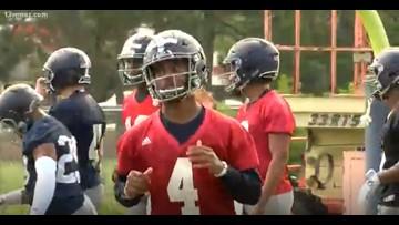 Georgia Southern quarterback Shai Werts' drug charges dropped