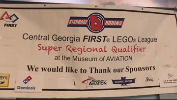 Museum of Aviation holds 15th Annual Lego League Competition
