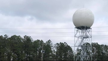 Jeffersonville weather radar now fully repaired