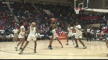 Southwest Lady Patriots vs. Douglass for state title
