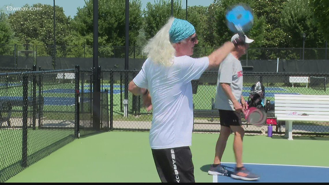 Macon pickleball players win gold championships in Alabama