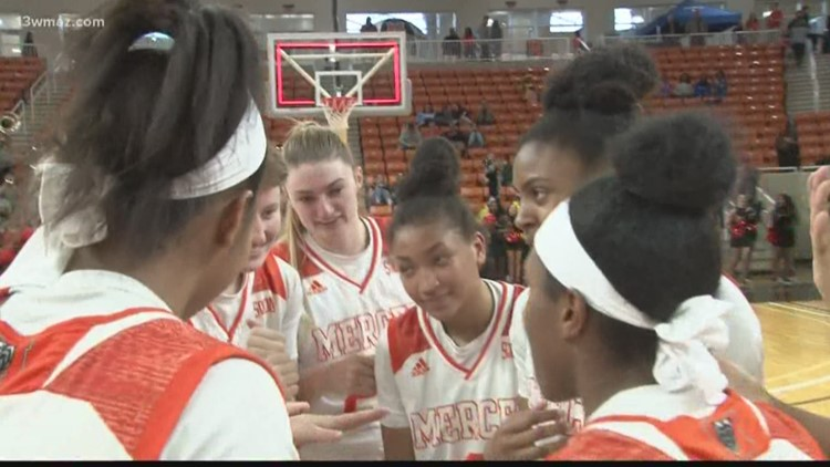 Mercer University women's basketball highlights (Jan. 25 2020)