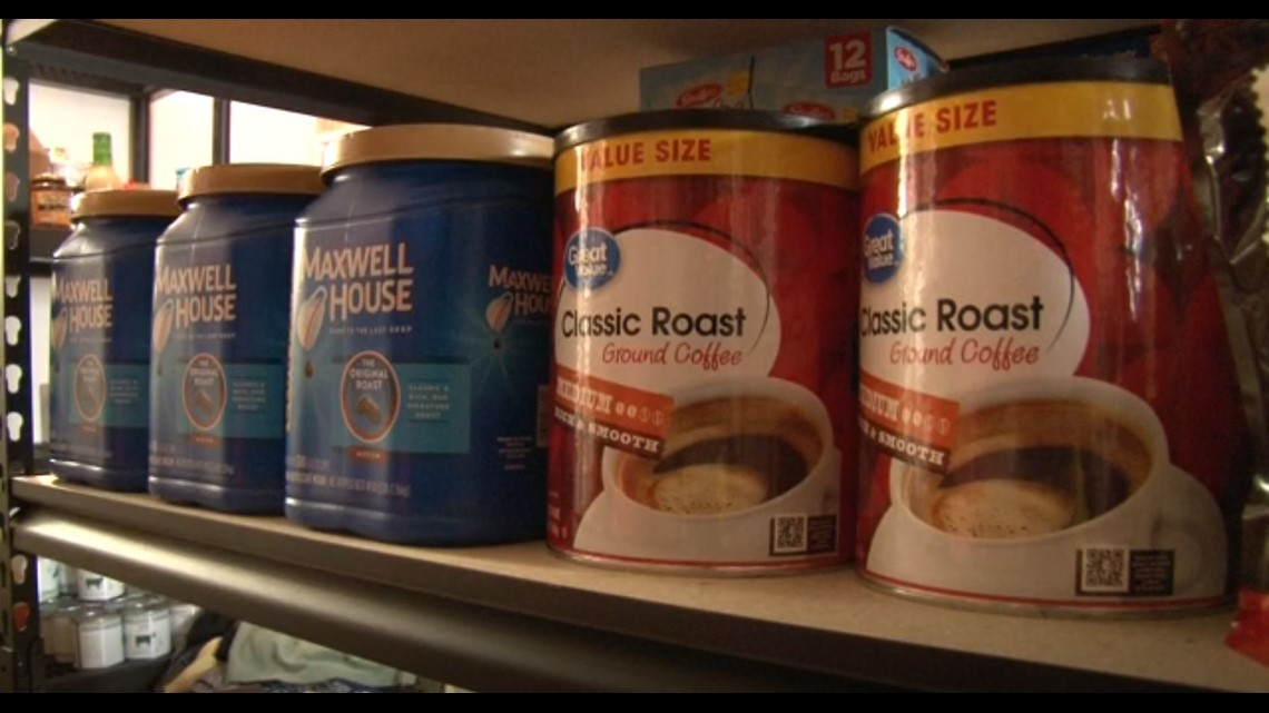 Central Georgians donate coffee to homeless veterans shelter