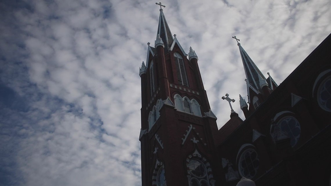 Just Curious: How do St. Joseph's Bells ring in downtown Macon?