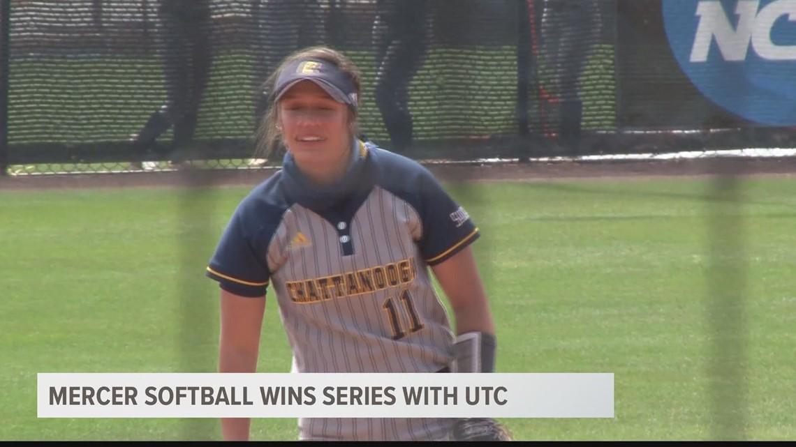 Mercer Softball wins series with Chattanooga