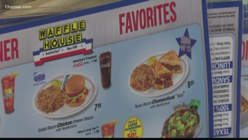 Macon Waffle House offers steak dinner for Valentine's Day